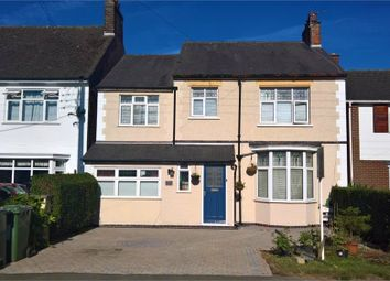 Thumbnail 4 bedroom detached house for sale in Huncote Road, Stoney Stanton, Leicester