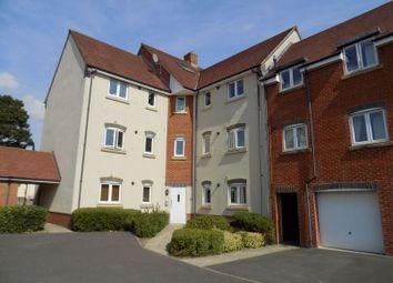Thumbnail 2 bed flat for sale in Piernik Close, Swindon