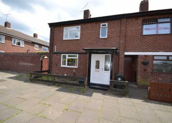 Thumbnail 3 bed terraced house to rent in Drake Road, Neston
