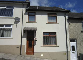 Thumbnail 3 bed terraced house for sale in Glynmarch Street, Deri
