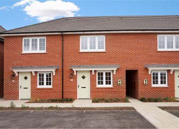 Thumbnail 2 bed terraced house for sale in 9 Foxglove Drive, Highburton