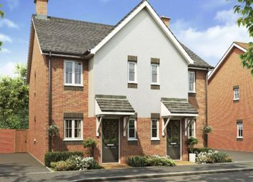 Thumbnail 2 bed semi-detached house for sale in Bramshall Road, Uttoxeter, Staffordshire