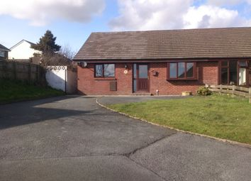 Thumbnail 2 bed semi-detached bungalow to rent in Keats Grove, Priory Park, Haverfordwest
