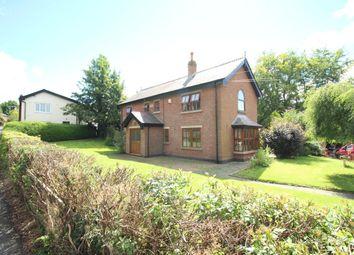 Thumbnail 4 bed detached house for sale in Dowbridge, Kirkham, Preston