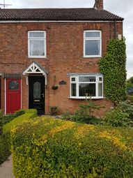 Thumbnail 3 bed semi-detached house for sale in Westend, Garthorpe, Scunthorpe
