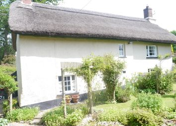 Thumbnail 3 bedroom cottage for sale in Meshaw, South Molton