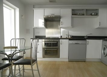 Thumbnail 2 bed flat to rent in Exeter Street, Plymouth