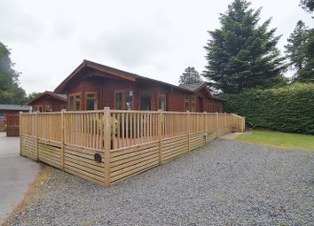 Thumbnail 3 bedroom mobile/park home for sale in Fallbarrow Holiday Park, Rayrigg Road, Windermere
