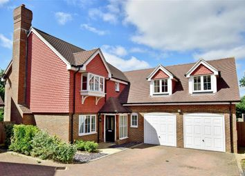 Thumbnail 4 bed detached house for sale in Sand Ridge, Uckfield, East Sussex