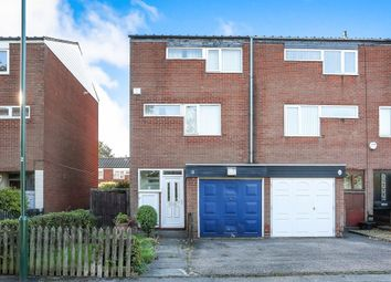 Thumbnail 3 bedroom end terrace house for sale in Austin Croft, Birmingham