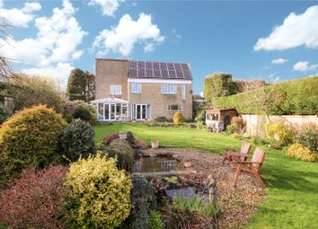 Thumbnail 4 bed detached house to rent in The Grove, Chelworth, Malmesbury, Wiltshire
