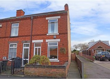 Thumbnail 2 bed end terrace house for sale in Barroon, Castle Donington