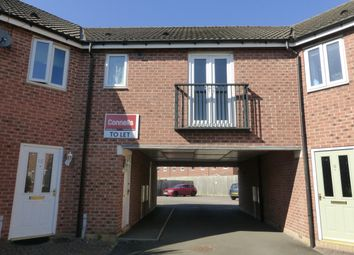 Thumbnail 2 bed flat to rent in Hudson Way, Grantham