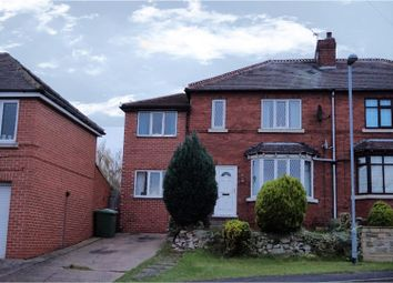 Thumbnail 5 bed semi-detached house for sale in Church Garth, Castleford