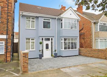 Thumbnail 4 bed detached house for sale in Park Avenue, Skegness, Lincolnshire