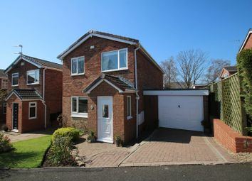 Thumbnail 3 bed detached house for sale in Warwick Close, Eaglescliffe, Stockton-On-Tees