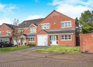 Thumbnail 4 bed detached house to rent in Maple Walk, Longford, Coventry