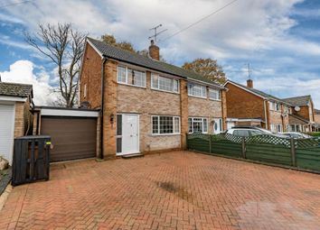 3 bed semi-detached house for sale in Whitmore Close, Owlsmoor, Sandhurst GU47