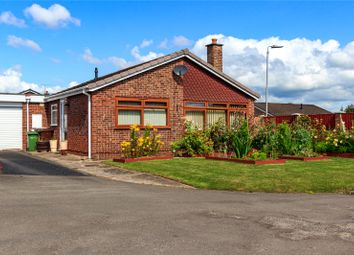 Thumbnail 2 bed bungalow for sale in Corinium Road, Ross-On-Wye, Herefordshire