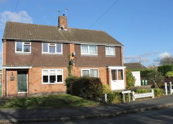 Thumbnail 3 bed semi-detached house for sale in The Keep, Kirby Muxloe, Leicester