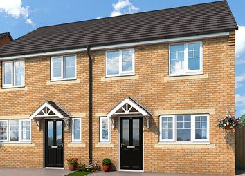 "Thumbnail 3 bed property for sale in ""The Larch At Sheraton Park"" at Main Road, Dinnington, Newcastle Upon Tyne"
