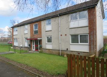 Thumbnail 1 bed flat for sale in Glenshira Avenue, Paisley