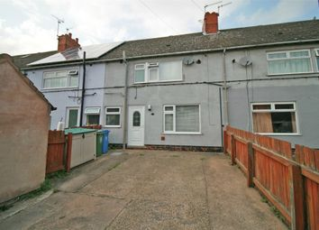 Thumbnail 3 bed terraced house for sale in Sixth Avenue, Forest Town, Mansfield, Nottinghamshire