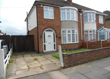 Thumbnail 3 bed semi-detached house to rent in Lamborne Road, West Knighton, Leicester