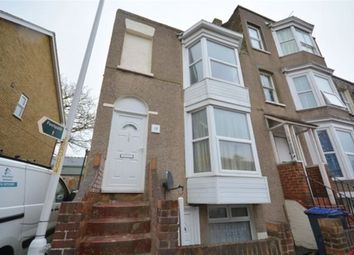 Thumbnail 1 bed flat to rent in Dane Hill Row, Margate