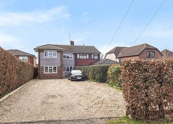 3 bed semi-detached house for sale in Chalton Lane, Clanfield PO8