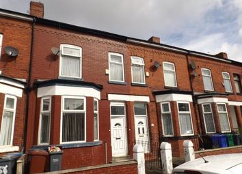 Thumbnail 3 bedroom terraced house for sale in Clitheroe Road, Manchester, Greater Manchester, Uk