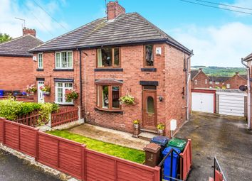 Thumbnail 2 bed semi-detached house for sale in Croft Street, Worsbrough, Barnsley