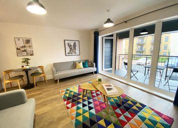 108 Riverside Quay, Endle Street, Southampton SO14. 1 bed flat for sale