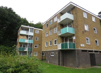 Thumbnail 2 bed flat for sale in Linford Crescent, Southampton