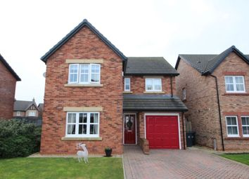 Thumbnail 4 bed detached house for sale in Kinmont Way, Kingstown, Carlisle