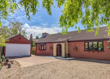 Thumbnail 4 bed bungalow for sale in Kilnwell Road, Market Rasen, Lincolnshire
