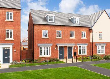 "Thumbnail 3 bedroom end terrace house for sale in ""Kennett"" at Carters Lane, Kiln Farm, Milton Keynes"