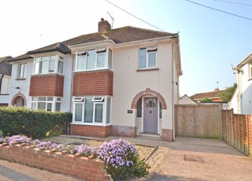 Drakes Avenue, Sidford, Sidmouth EX10. 3 bed semi-detached house