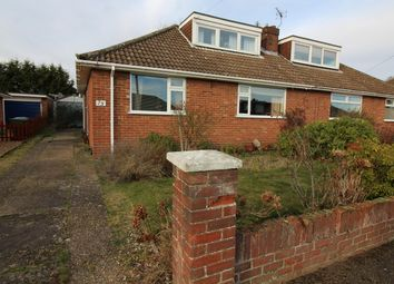 Thumbnail 3 bedroom semi-detached house for sale in Westwood Drive, Hellesdon, Norwich