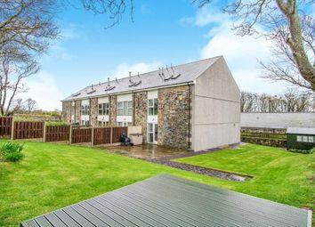 Thumbnail 4 bed end terrace house for sale in Stad Clynnog, Dwyran, Llanfairpwllgwyngyll, Sir Ynys Mon