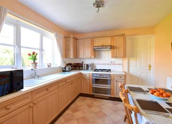 Thumbnail 4 bed detached house for sale in Sparrow Way, Burgess Hill, West Sussex