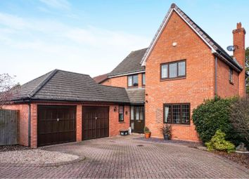 4 bed detached house for sale in Slimbridge Close, Monkspath, Solihull B90
