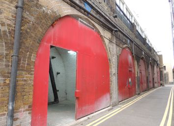 Thumbnail Industrial to let in Frederick Terrace, London