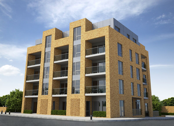 Thumbnail 1 bed flat for sale in Fusion Court, Stratford