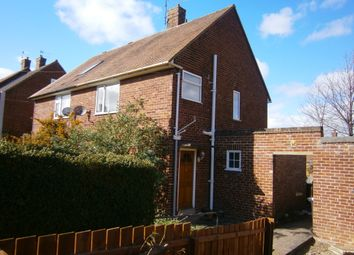 Thumbnail 2 bed semi-detached house to rent in Priestlands Road, Hexham