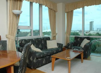Thumbnail 1 bed flat to rent in Lanark Square, Isle Of Dogs