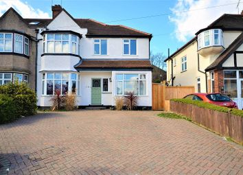 Thumbnail 4 bed semi-detached house to rent in New Farm Avenue, Bromley