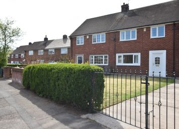 Thumbnail 3 bed semi-detached house for sale in Dickens Road, Worksop