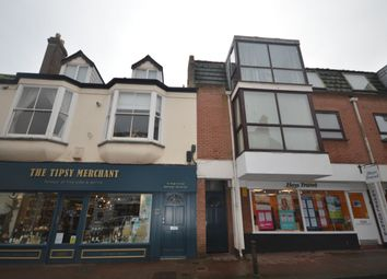 Thumbnail 2 bed flat to rent in High Street, Budleigh Salterton