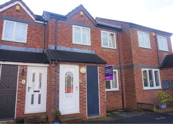 2 bed terraced house for sale in Hanover Court, Annitsford, Cramlington NE23